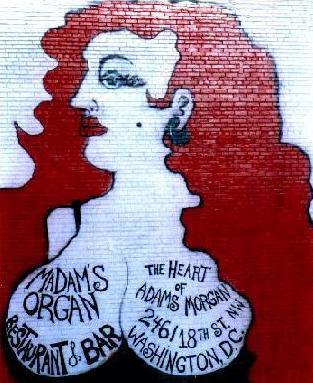 DC Spotlight - Photos - Madam's Organ