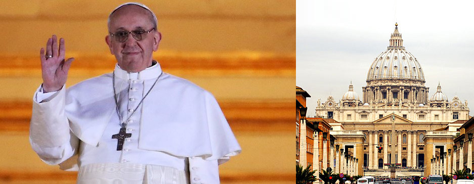 DCSpotlight - Pope Francis 1