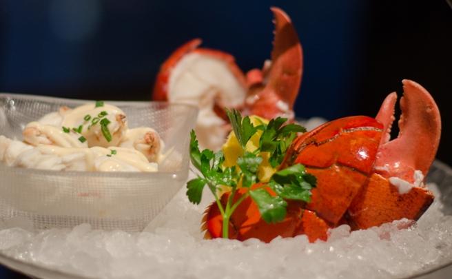 Bon appetit passion fish restaurant the luxury ship of for Passion fish reston va
