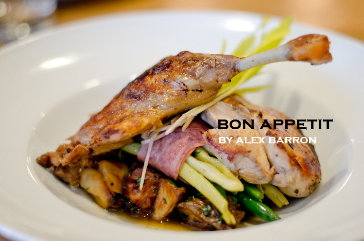Facebook Photo Bon Appetit by Alex Barr