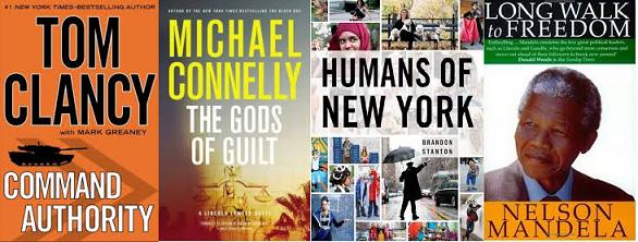 january books