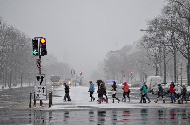 2014 Jan Snow Storm 3