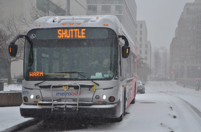 2014 Jan Snow Storm 4