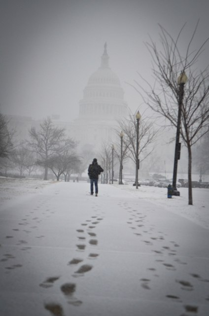 2014 Jan Snow Storm 6