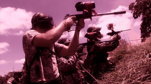 Soldiers of Paint - Battle Shot