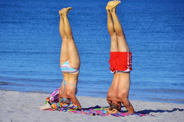 2014 HEALTHY LIVING - Yoga 2