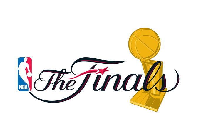 2014 NBA Championship logo
