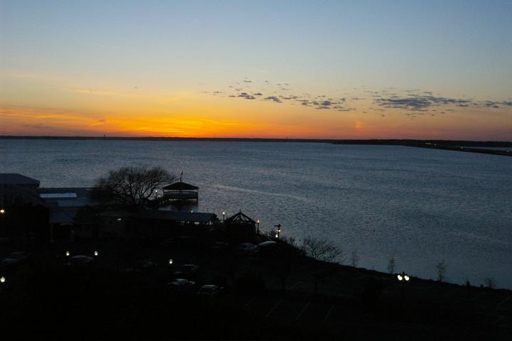 Ocean City  sunset