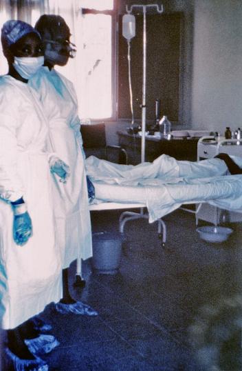 AUG 2014 - Human Writes Ebola photo 2