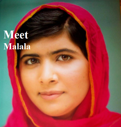 NOV 2014 Malala Yousafzai Limelight 5