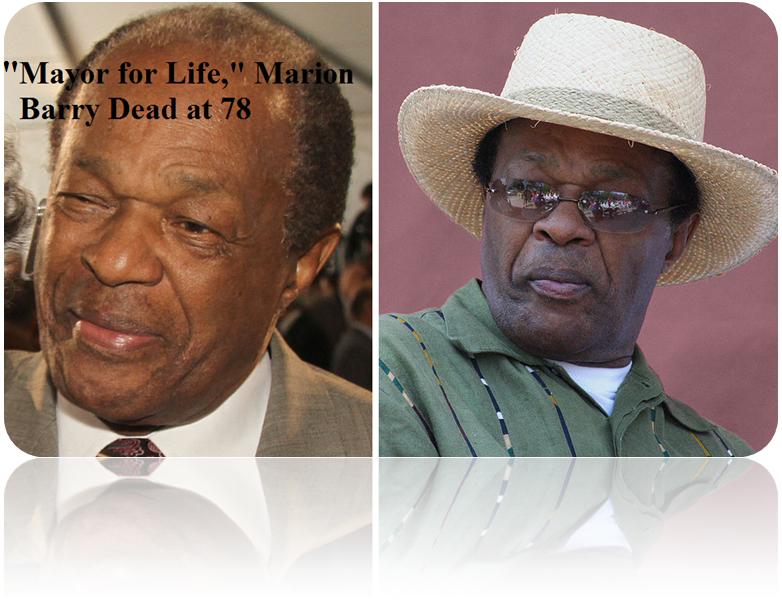 NOV 23, 2014 Marion Barry Dies 4