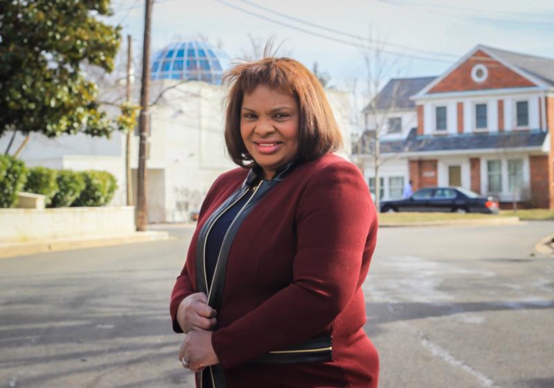 Acqunetta Anderson - Ward 4 candidate 2015 (2)