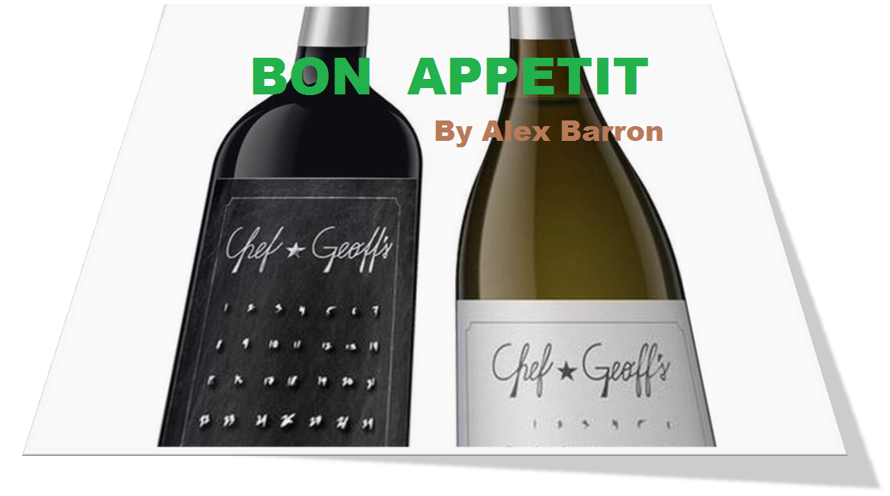 Chef Geoff's wine 5
