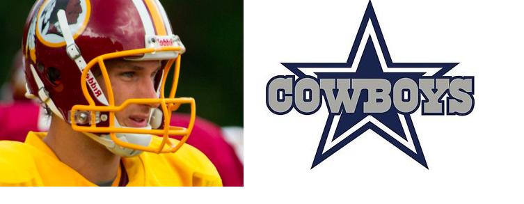 DC SPOTLIGHT - PHOTO KIRK COUSINS & Dallas Cowboys
