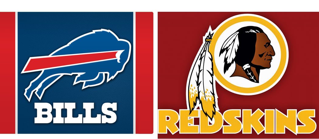 DC SPOTLIGHT - PHOTO Redskins and Buffalo Bills Slider