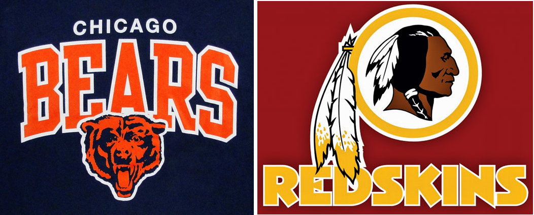 DC SPOTLIGHT - PHOTO Redskins and Chicago Bears