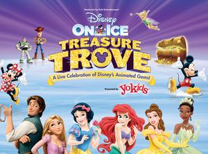 Disney on Ice - Tresure Trove