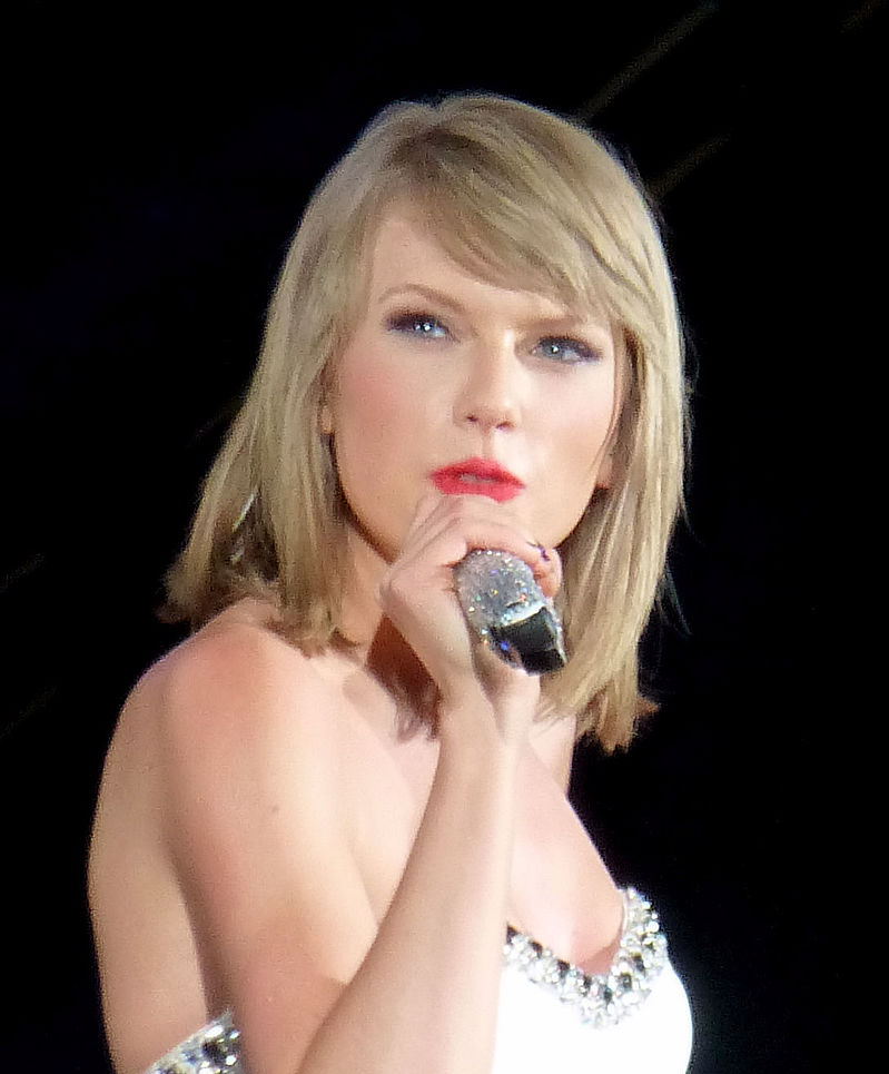 Taylor Swift - Wiki Commons