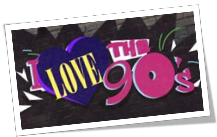 2016 May 2016 Calendar Love the 90s