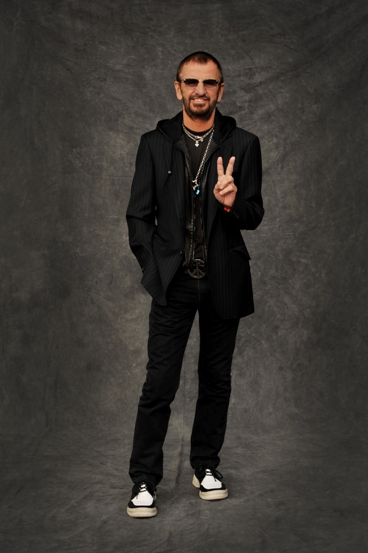 CALENDAR OF EVENTS - Ringo Starr - Photo from his publicist SMALL