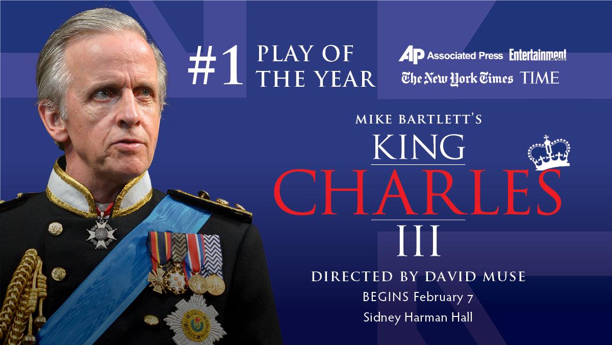 Shakespeare Theater, King Charles III