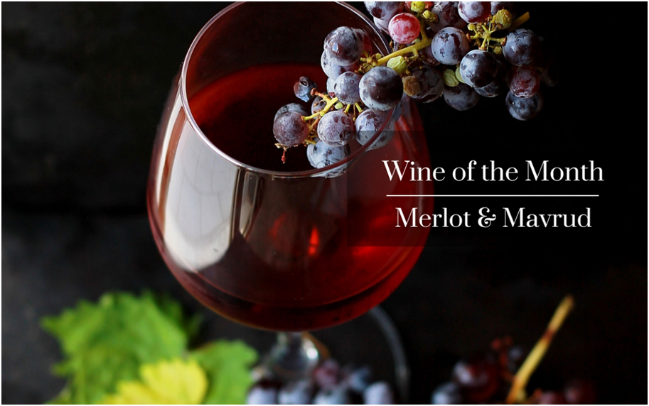 BMO - FEB 2017 Bulgaria Wine of the Month