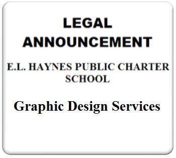 AD ART - E.L.HAYNES444 - 06-02-2017 - Graphic Design Services