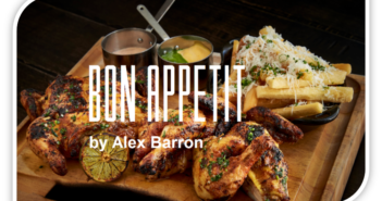BON APPETIT – Del Campo Restaurant: Savory South American steak and dishes of delights