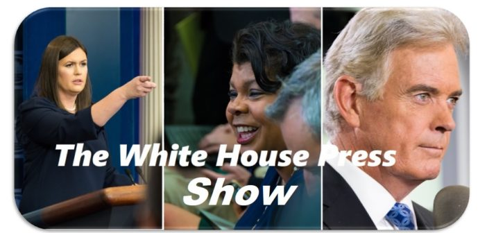 """THE WHITE HOUSE – """"You're fired,"""" the norm at the White House reality show"""