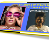 CALENDAR OF EVENTS – October/November 2017 – 35 Fun Things to Do in Washington, D.C.
