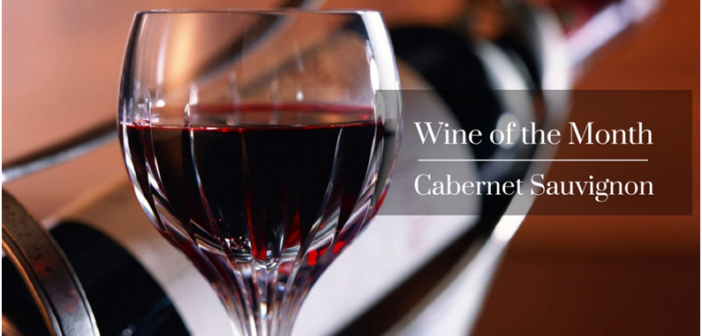 FOOD – Wine of the month: The cheerful holiday wine of the month, Cabernet Sauvignon 2013