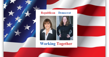 IN THE SPOTLIGHT WITH WENDY THOMPSON – Why Wisconsin's Republican First Lady Tonette Walker worked with Maryland Democrat Helga Luest to help trauma victims