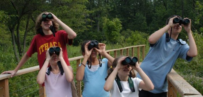 CONSUMER RESOURCES:  How to Get Great Kid's Binoculars