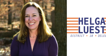 IN THE SPOTLIGHT WITH WENDY THOMPSON – Candidate Helga Luest enters Maryland delegate race