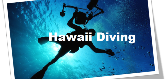 TRAVEL – 3 Exciting Reasons To Start Hawaii Diving