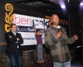 "METRO SCENE: Comedian Dave Chappelle rallies for Democrat, ""confidant"" Ben Jealous in Maryland governor's race"