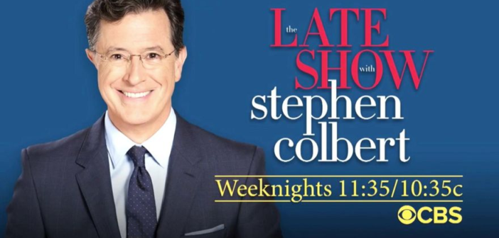 The Late Show with Stephen Colbert – Today's Clip