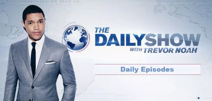 The Daily Show with Trevor Noah – Today's Clip