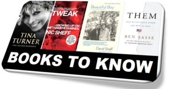 BOOKS TO KNOW – November 2018 Top 10 Book List