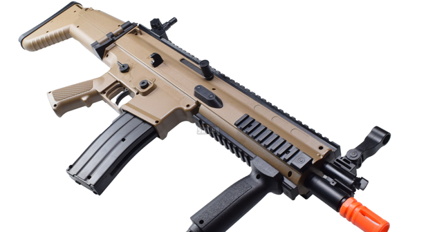 SPORTS – Airsoft Gun Guide – Important Points to Note