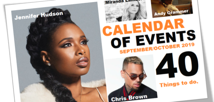 CALENDAR OF EVENTS – September/October 2019 – 40 Fun Things to Do in the D.C. Metro Area