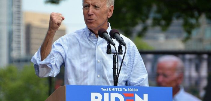POLITICS – Obama, Warren and Sanders all back Biden as Democratic nominee